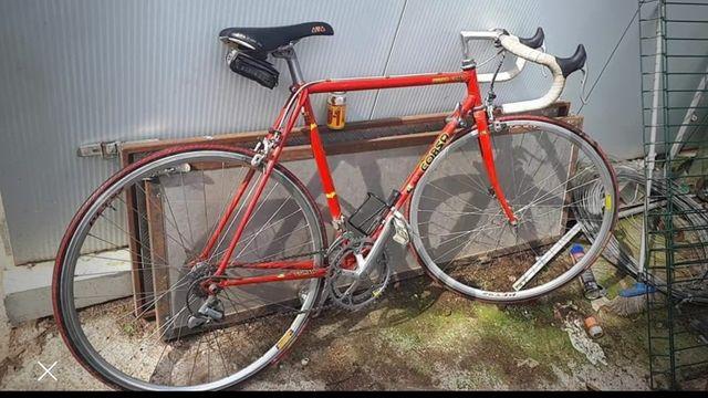 vendo 3 bicicletas de carretera