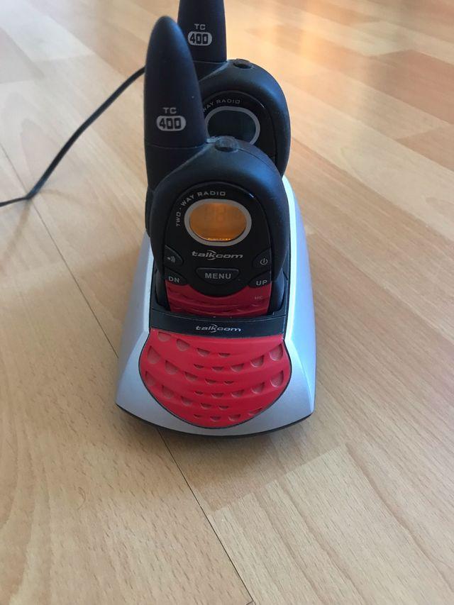 Walkie-talkies Talkcom TC400