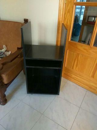 Mueble negro