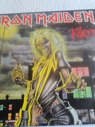 vinilo IRON MAIDEN Killers