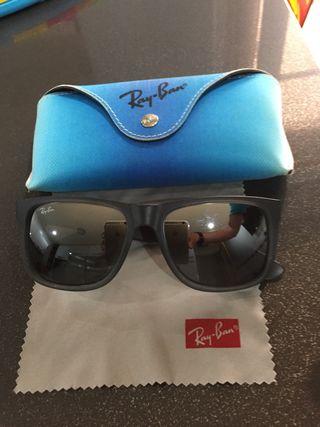 38956e2121 Gafas Ray Ban redondas de segunda mano en WALLAPOP