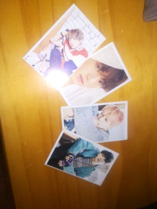 Photocard BTS
