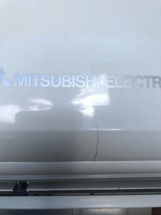 Aire acondicionado Mitsubishi inverter, multisplit