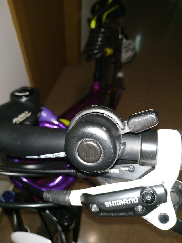 Bicicleta Montaña B PRO B 350 W mujer