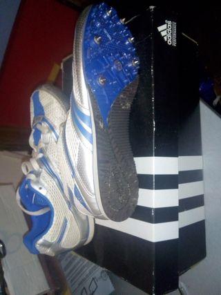 zapatillas de atletismo chico