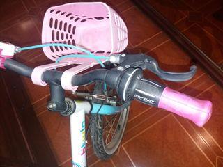 bicicleta niña de 6 a 9 años