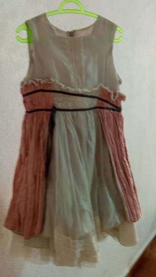 134c4a184 Vestido comunión Tizzas de segunda mano en WALLAPOP