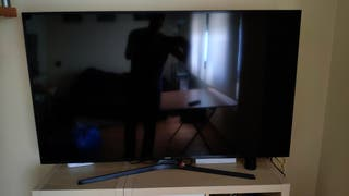 "Smart TV Samsung 55"" 4K ultra HD"