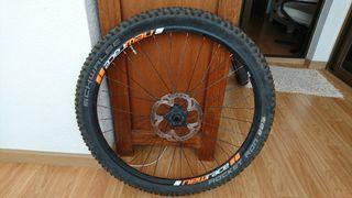 Vendo ruedas mtb New Race Trail 27,5