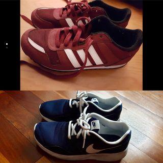 Zapatillas Nike/ Adidas