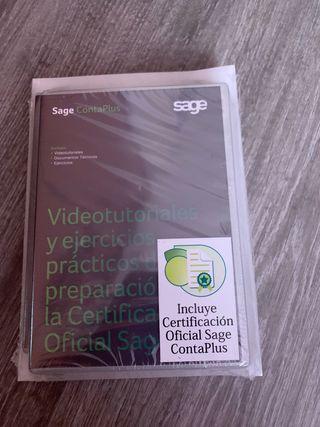 Manual Sage Contaplus Oficial tutoriales