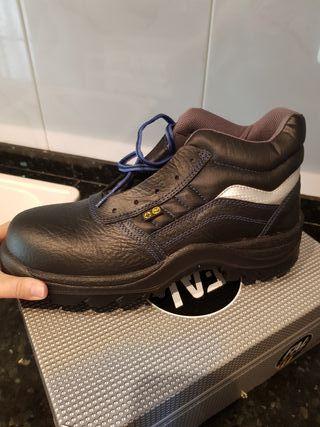 zapatos seguridades nuevo