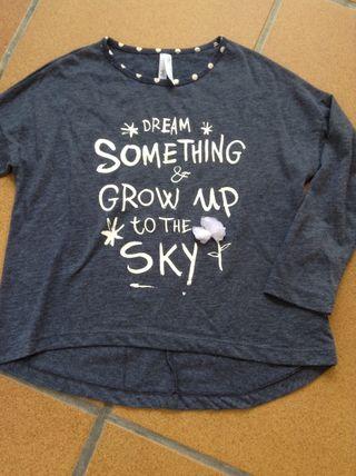 685b403f2 Camisetas manga larga niño de segunda mano en Figueres en WALLAPOP