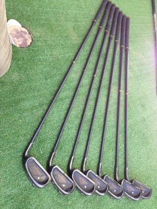 Juego hierros golf Lynx Paralax