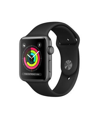Apple Watch series 3 42mm negro