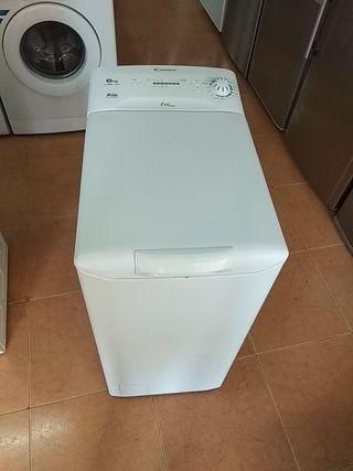lavadora carga sopereor 6kg A+++