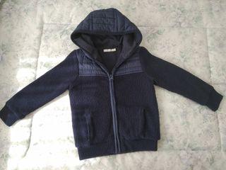 chaqueta niño, talla 5-6, 110-116 cm