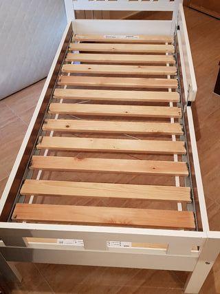 Estructura cama infantil Ikea