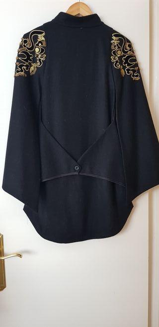 capa/abrigo capriche