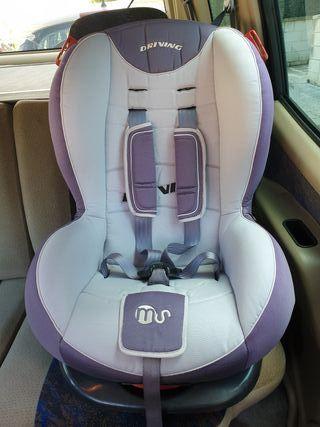 silla auto niño 9-25kgr