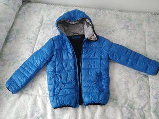 Abrigo niño, marca OVS, talla 5-6, 116 cm