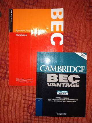 libros inglés de negocios