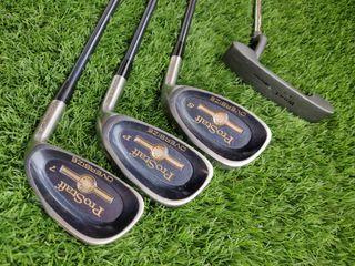 Equipo completo Golf (palos + carro)