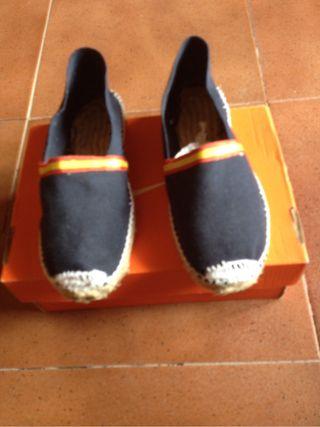 Zapatillas de esparto N 30