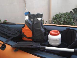 kayak hinchable HIDRO FORCE