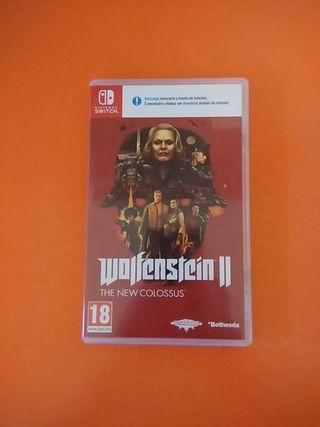 Wolfenstein II Switch