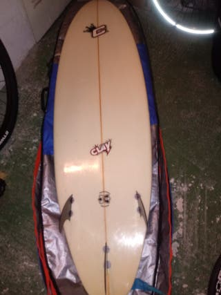 Tabla surf Clayton 6.2