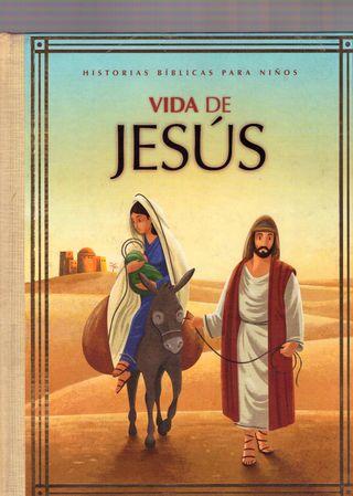 Historias bíblicas para niños VIDA DE JESUS