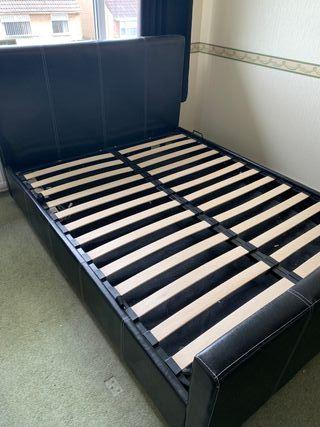 ottaman bed frame