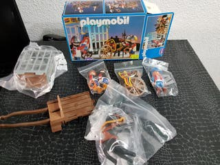 Playmobil 3674 mazmorra con caja completo