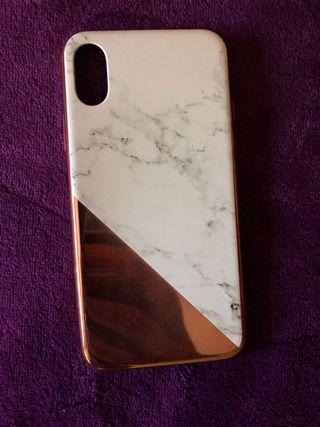 Vendo funda iPhone X