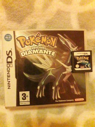pokémon Diamante Nintendo 3DS/2DS