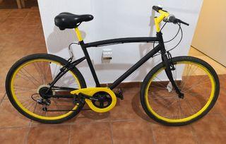Bicicleta MTB Rígida