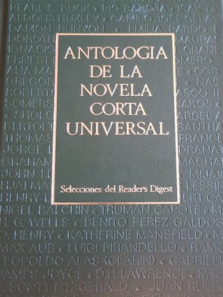 ANTOLOGIA DE LA NOVELA CORTA UNIVERSAL