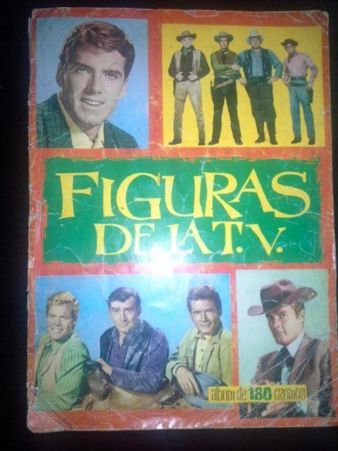 Album Figuras de la T.V.