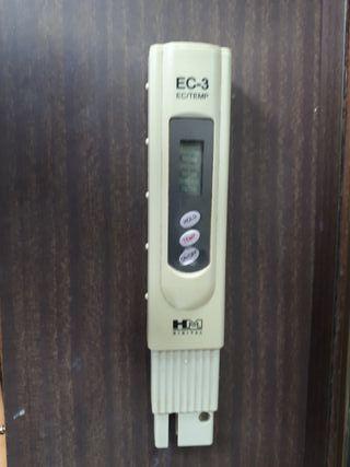 Medidor De Conductividad Ec / Ce Y Temperatura Hm