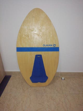 tabla de skimboard