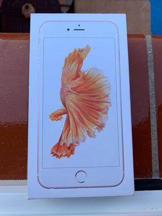 Iphone 6S Plus Oro/Rosa