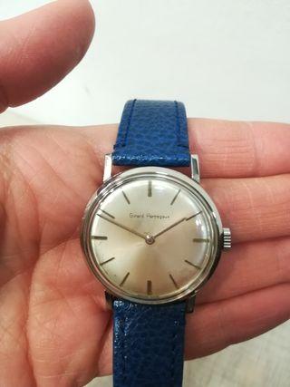 Reloj Girard Perregaux de finales 50