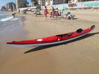 kayak / piragua de travesía