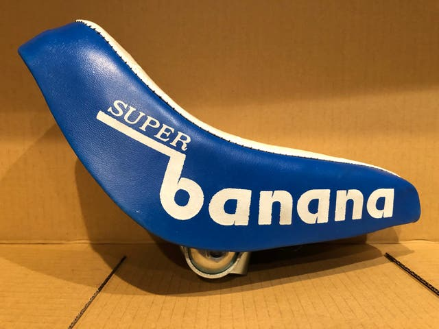 Sillín bicicleta Super Banana
