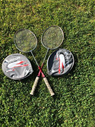 Raquetas de Bádminton