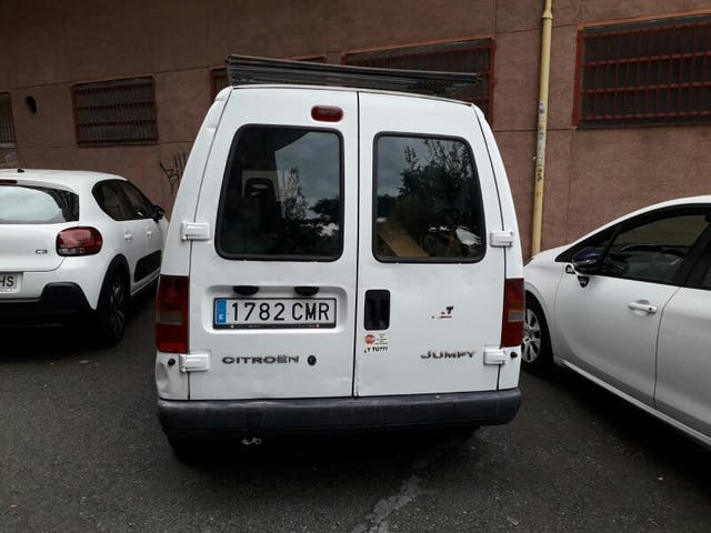 Citroen Jumpy 2003