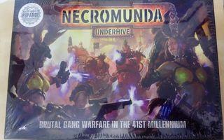 Necromunda Underhive Español