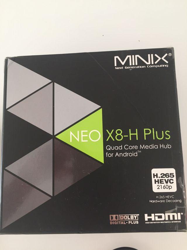 Smart TV Minix NEO X8-H Plus