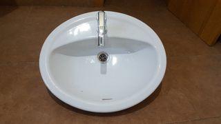 lavabo Gala para empotrar